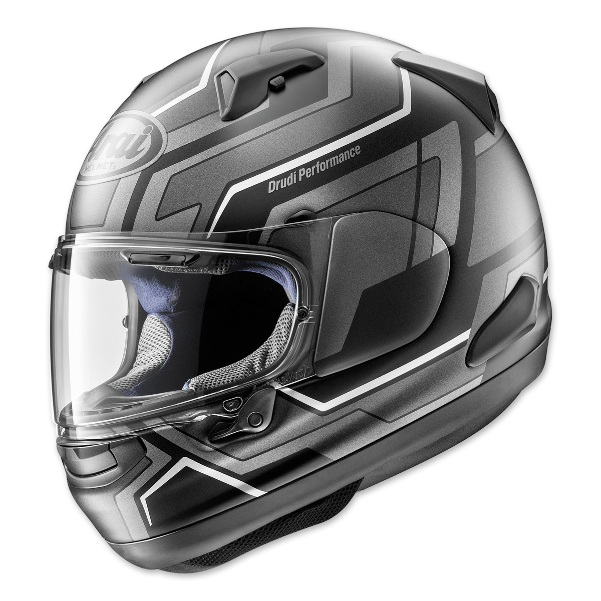 Arai Signet-X Place Black Frost Full Face Helmet