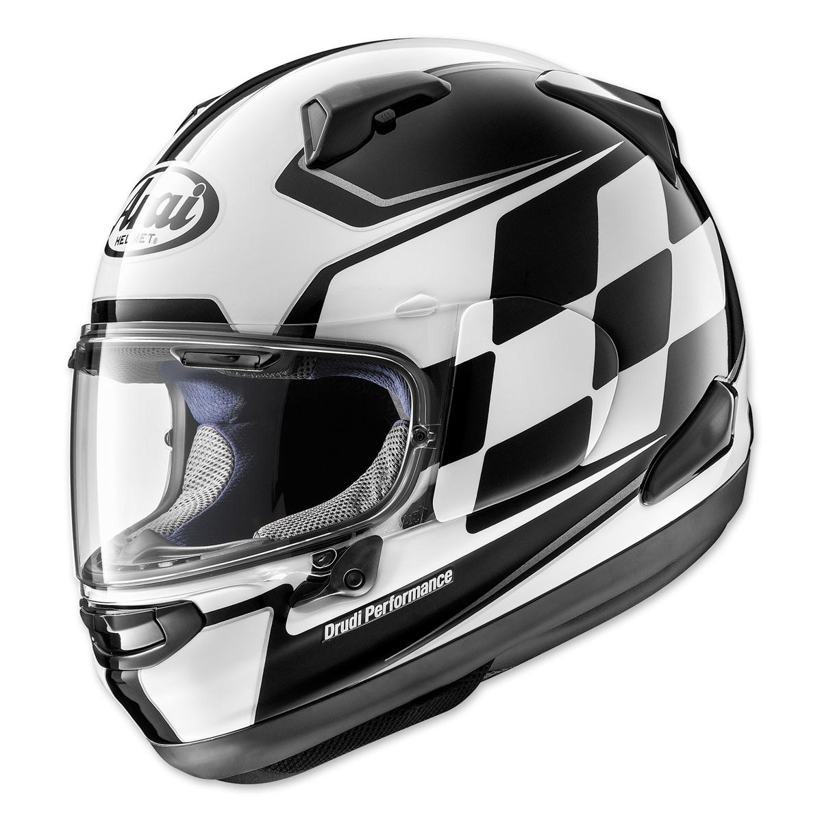 Arai Signet-X Finish White Full Face Helmet