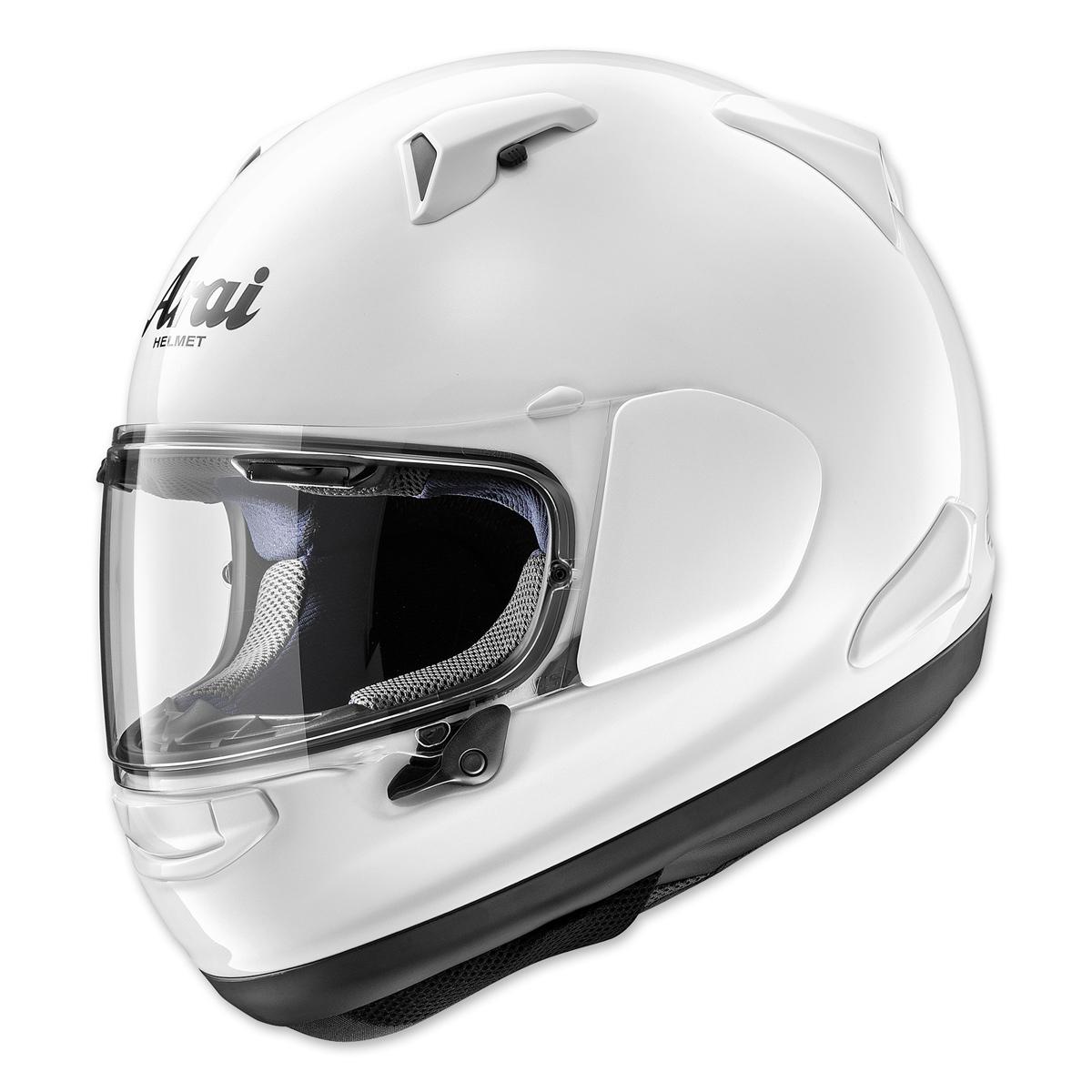 Arai Quantum-X Diamond White Full Face Helmet