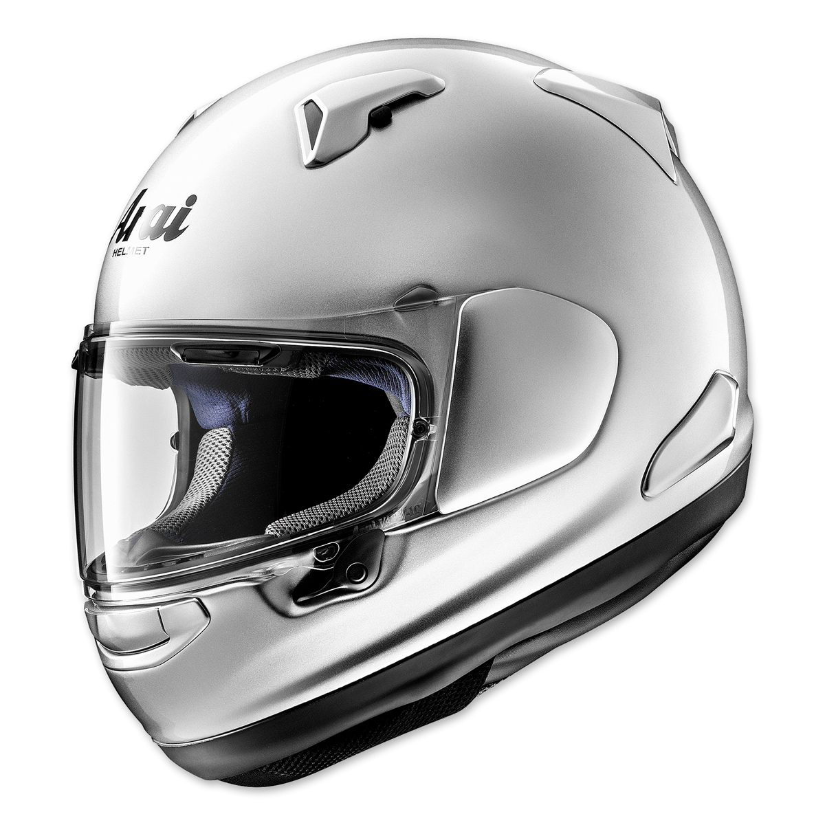 Arai Quantum-X Aluminum Silver Full Face Helmet