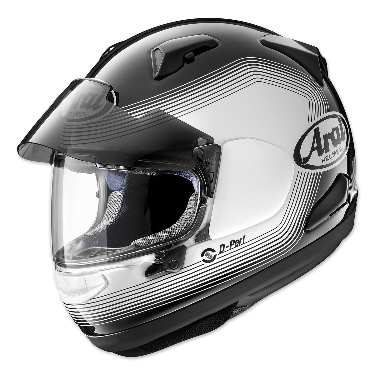Arai Quantum-X Sting Shade White Full Face Helmet