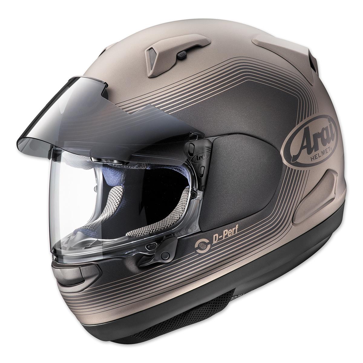 Arai Quantum-X Sting Shade Sand Full Face Helmet