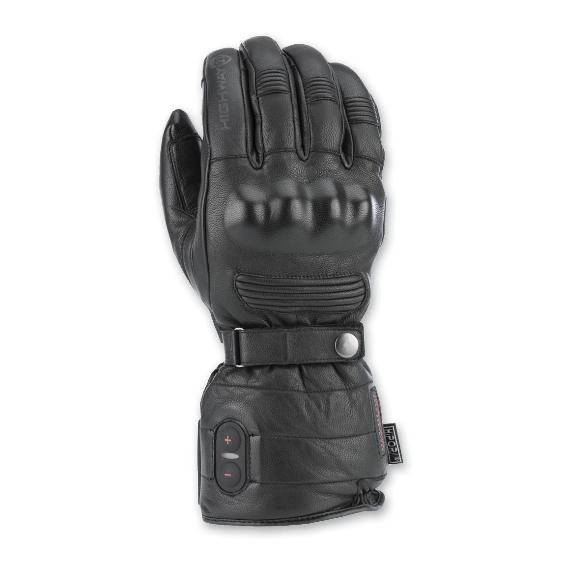Highway 21 Men's Radiant 7V Heated Black Gloves