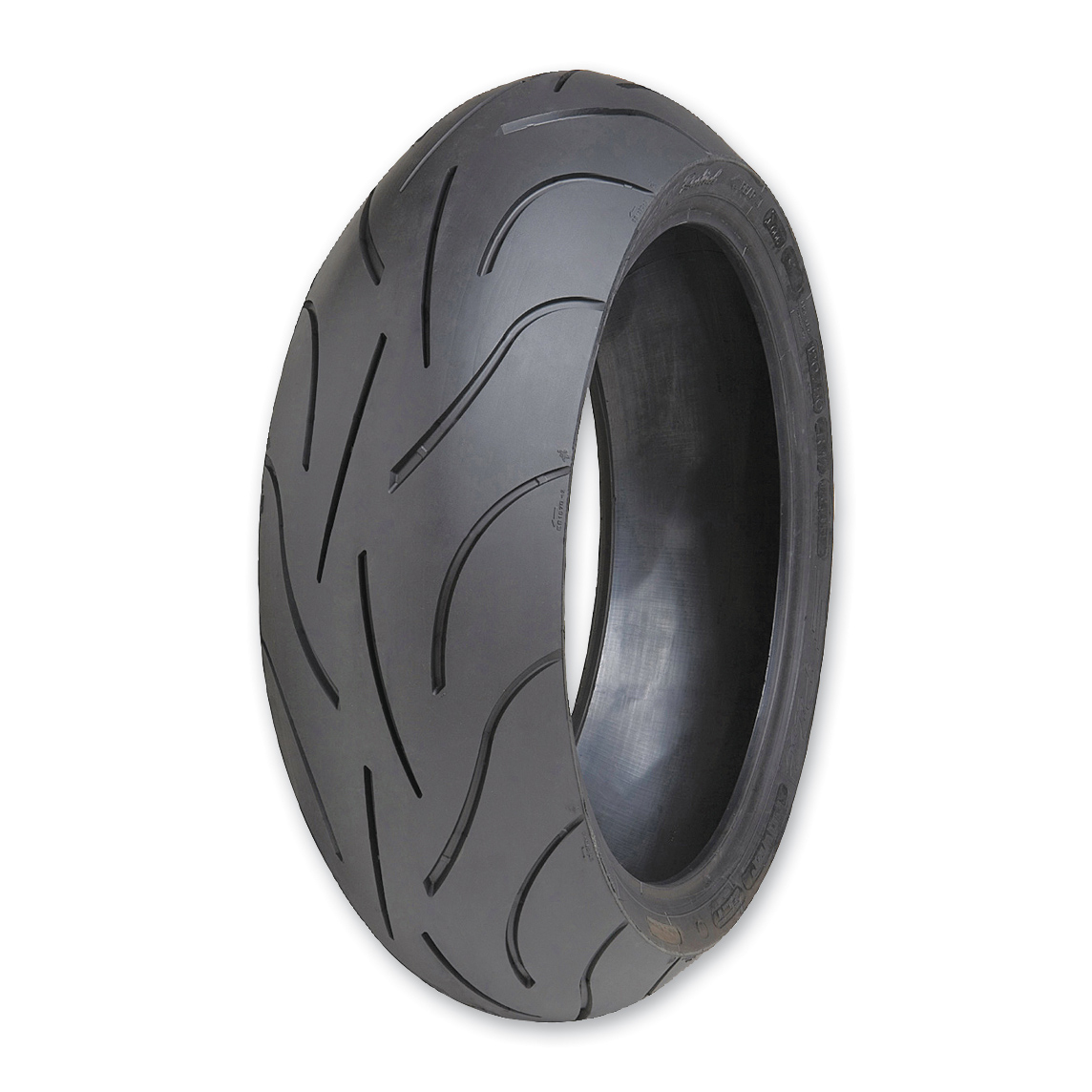 Michelin Pilot Power 2CT 180/55ZR17 Rear Tire