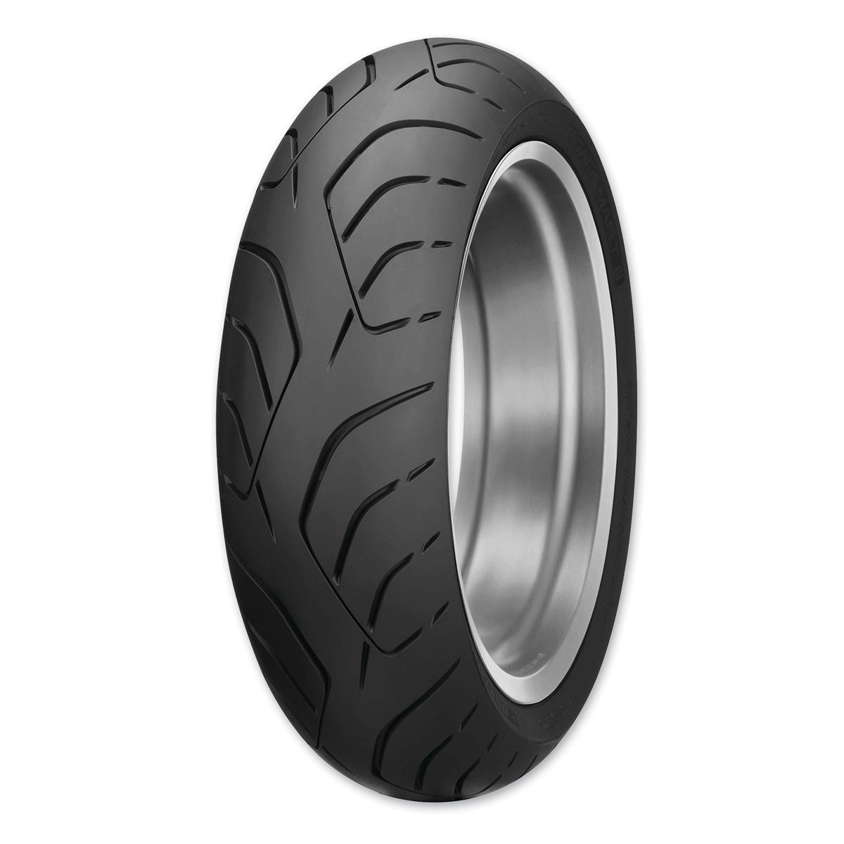 Dunlop Roadsmart III 190/55ZR17 Rear Tire
