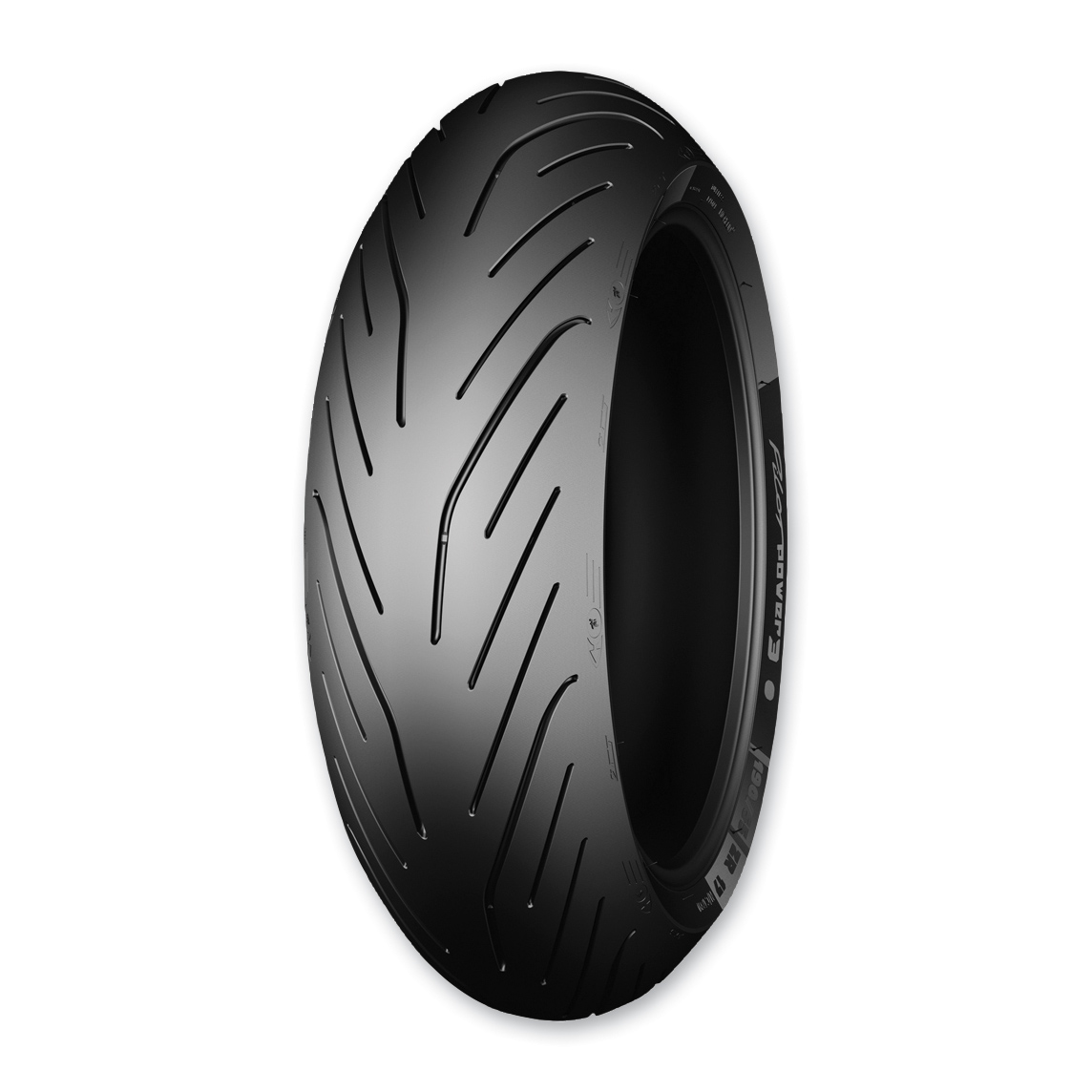 michelin pilot power 3 190 55zr17 rear tire 902 706 j p cycles. Black Bedroom Furniture Sets. Home Design Ideas