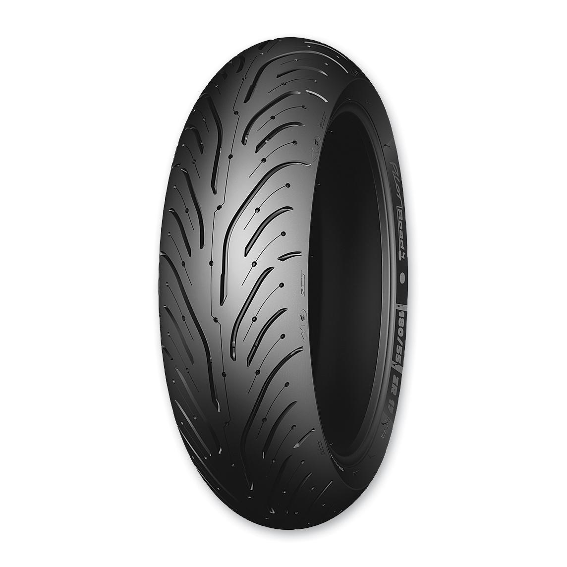 Michelin Pilot Road 4 GT 180/55ZR17 Rear Tire