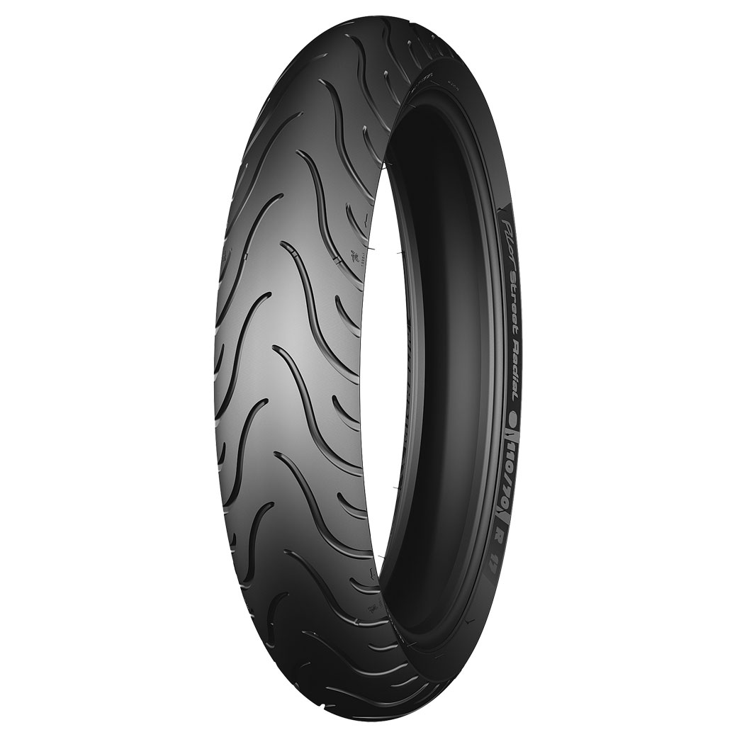 Michelin Pilot Street 110/70R17 Front Tire