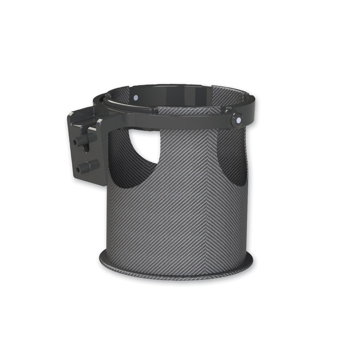 Hardbagger Cupholder for Locking Lower Fairing Door
