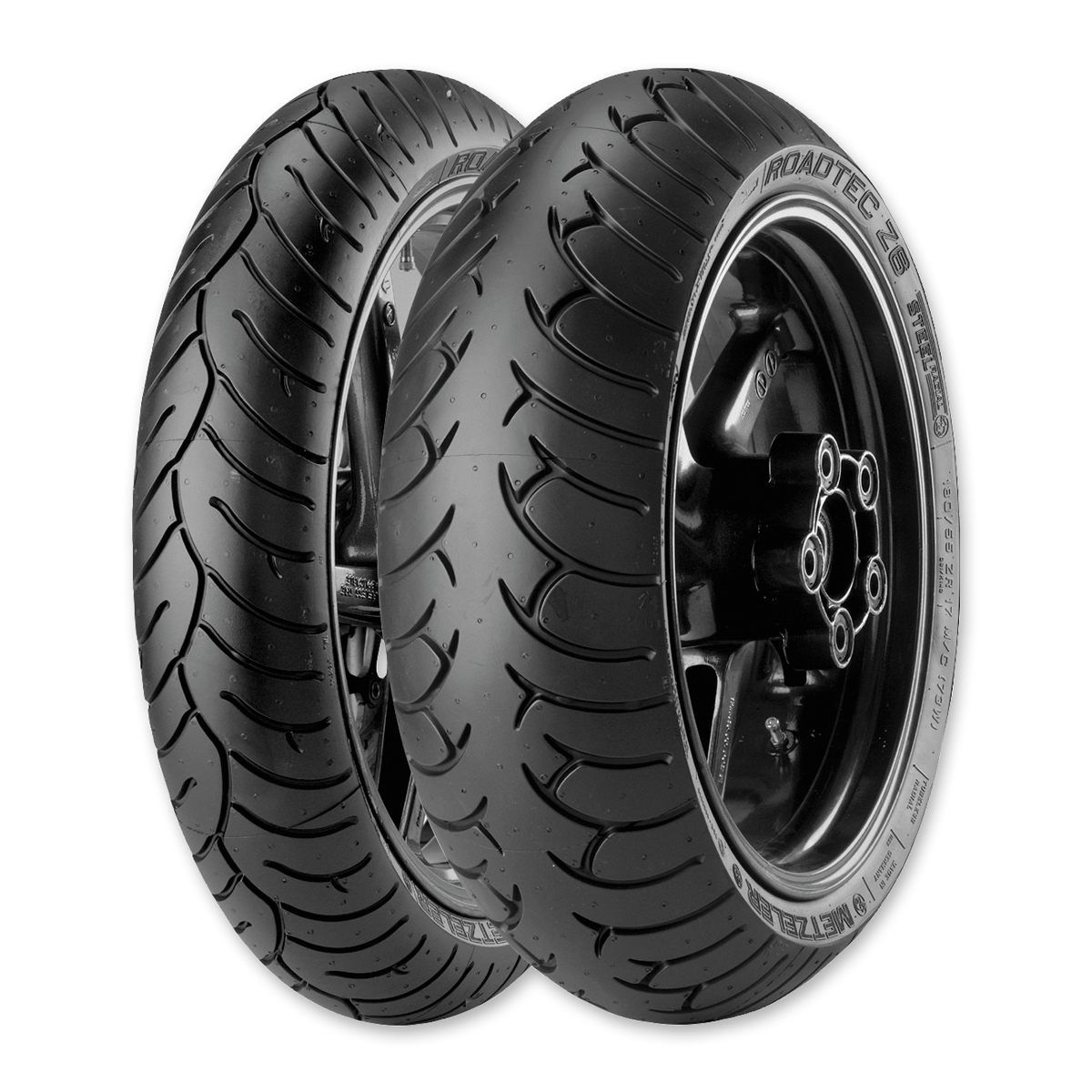 Metzeler Roadtec Z6 16060zr 17 Rear Tire 1448700