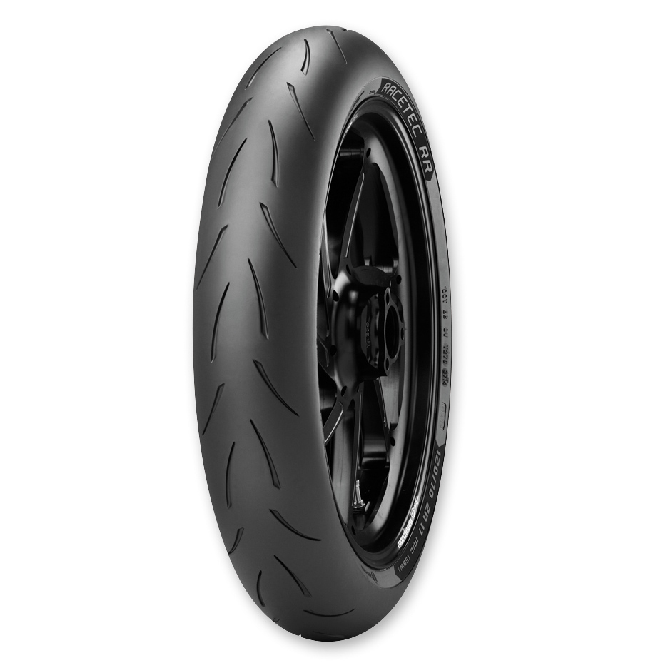 Metzeler Racetec RR 120/70ZR17 K3 Front Tire - 2525700
