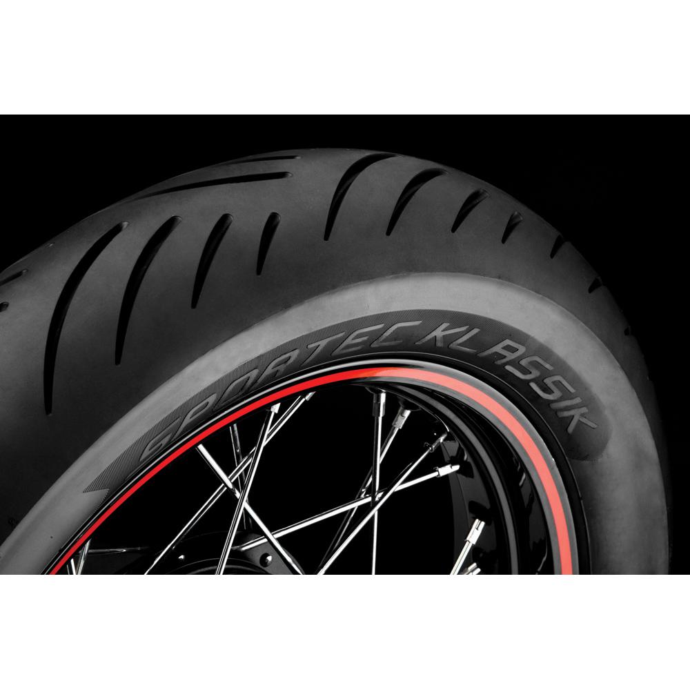 130//90-17 Metzeler Sportec Klassik Rear Tire
