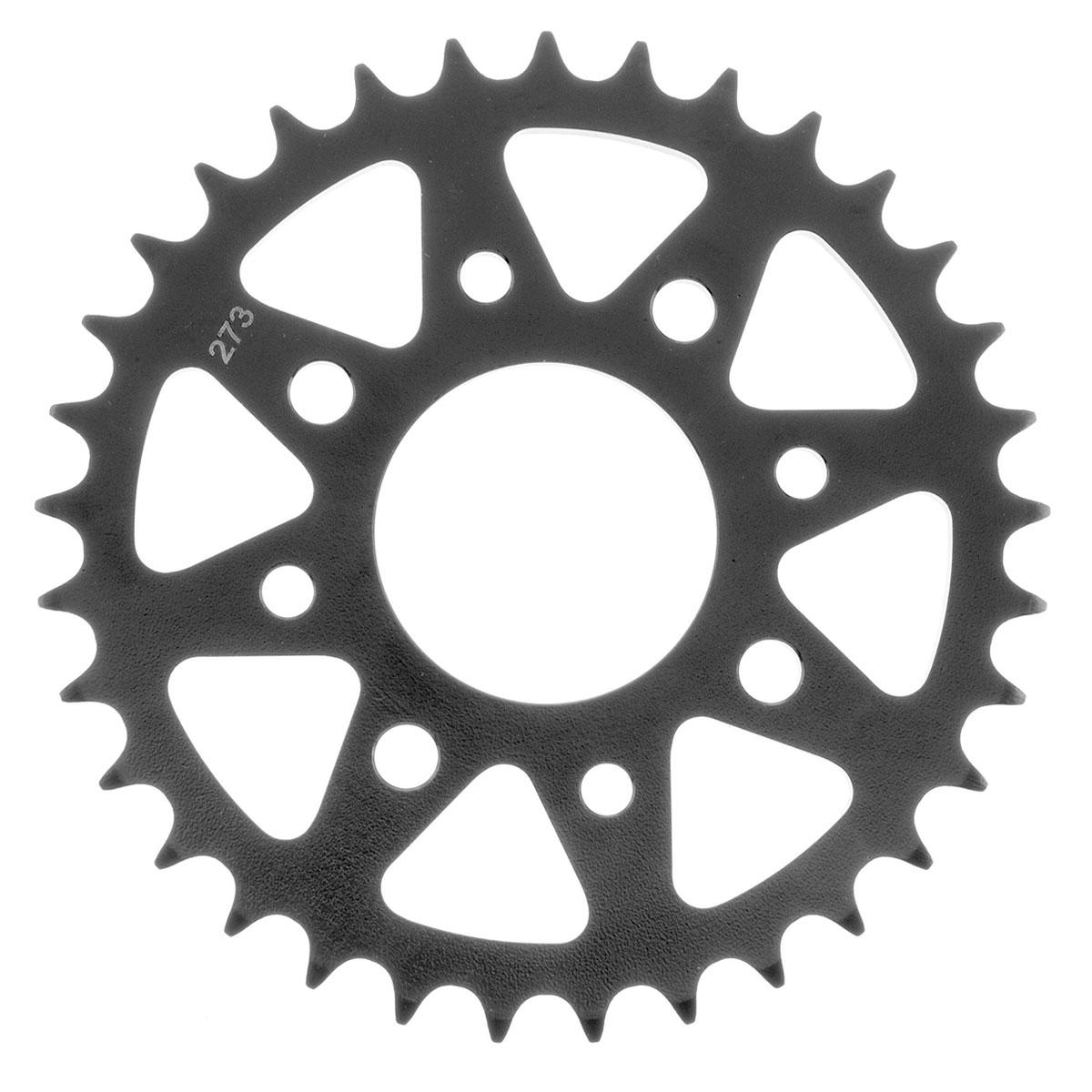 BikeMaster Black 520 Rear Sprocket 33 Tooth