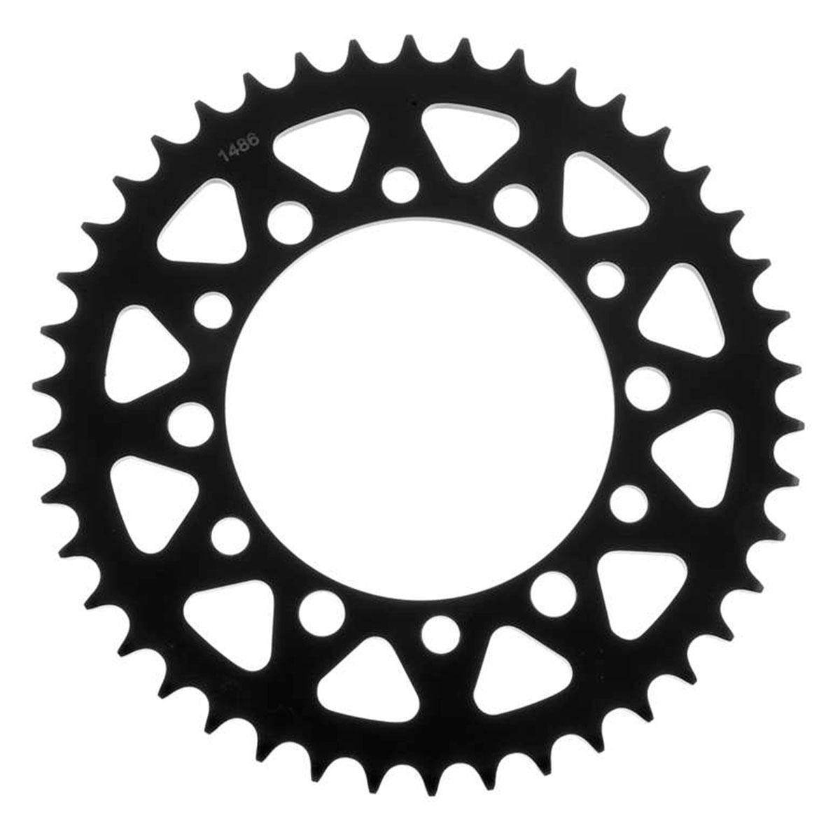 BikeMaster Black 520 Rear Sprocket 42 Tooth
