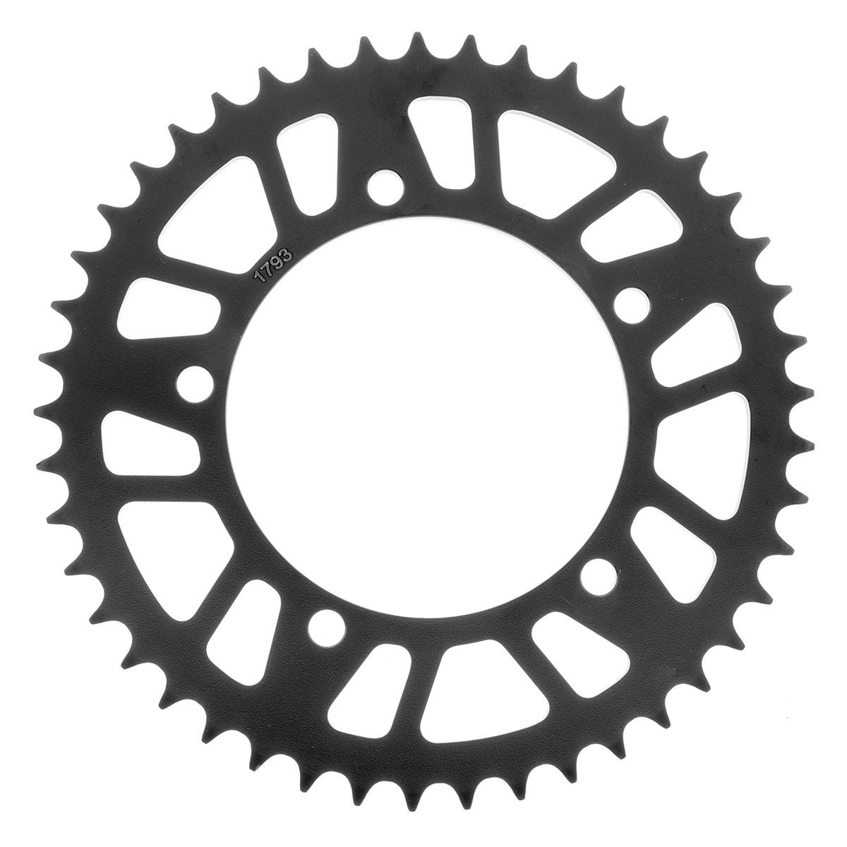 BikeMaster Black 520 Rear Sprocket 45 Tooth