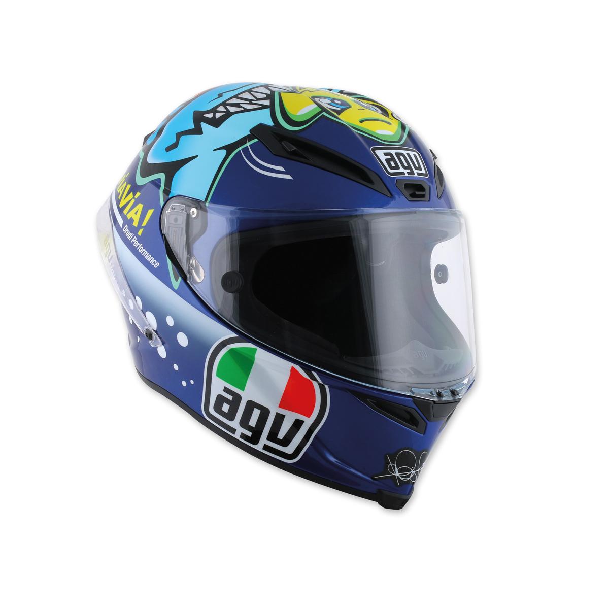 AGV Pista GP R Rossi Misano Full Face Helmet