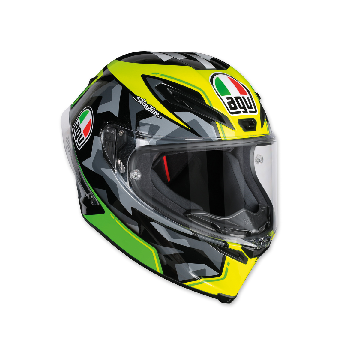 agv corsa r espargaro full face helmet 903 865 j p cycles. Black Bedroom Furniture Sets. Home Design Ideas