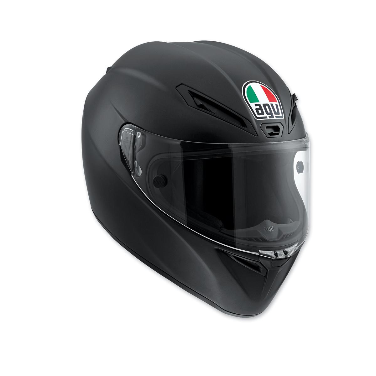 AGV Veolce S Matte Black Full Face Helmet