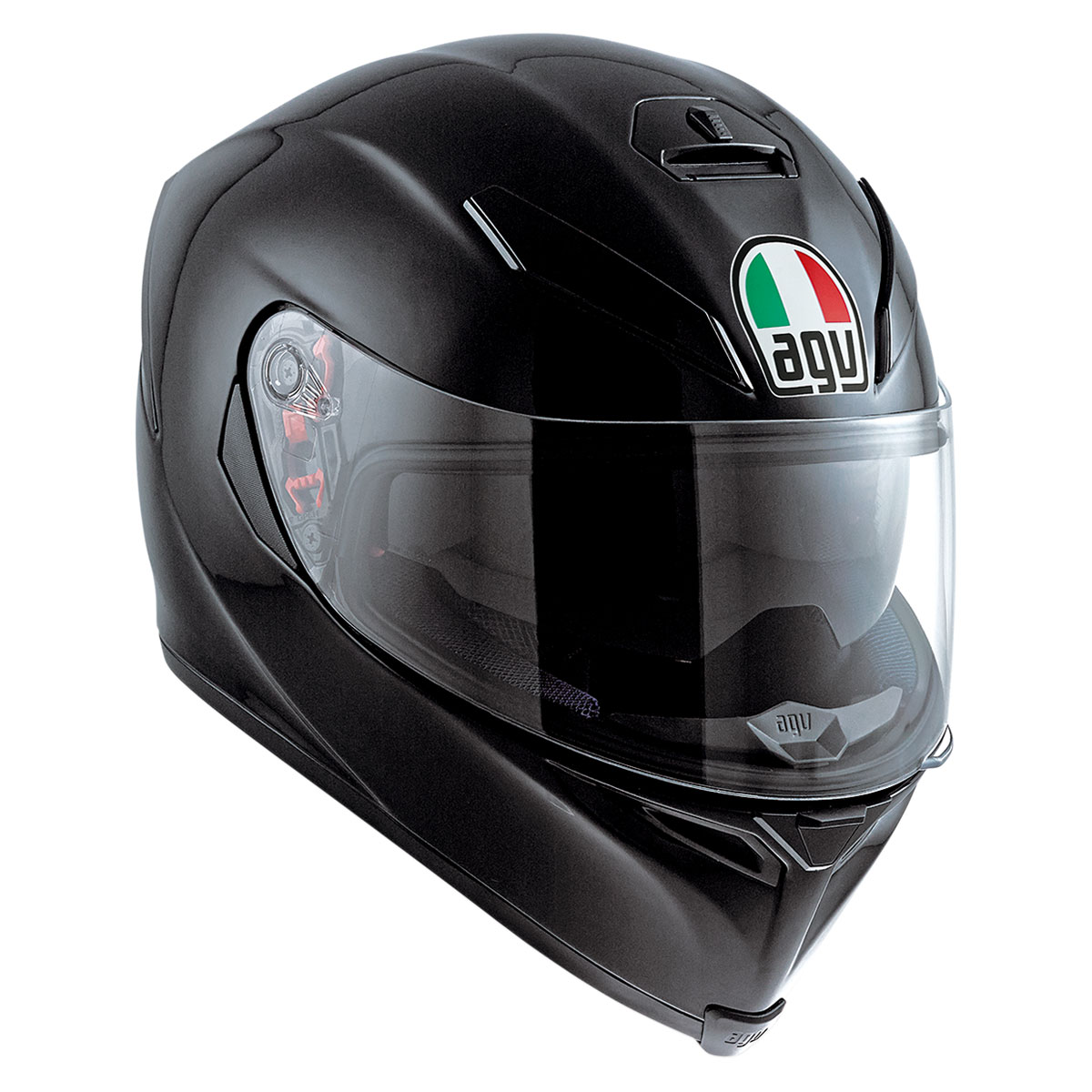 AGV K-5 S Gloss Black Full Face Helmet