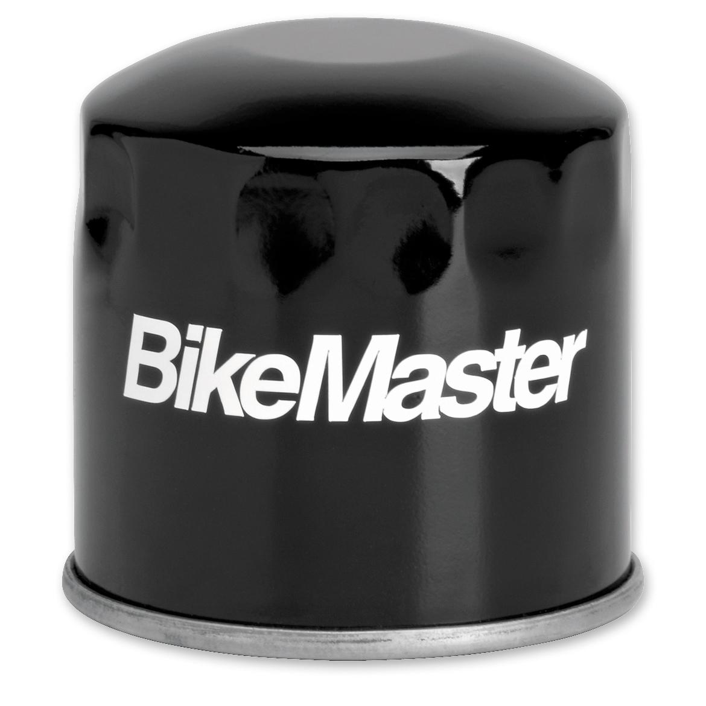 BikeMaster Black Spin On Oil Filter