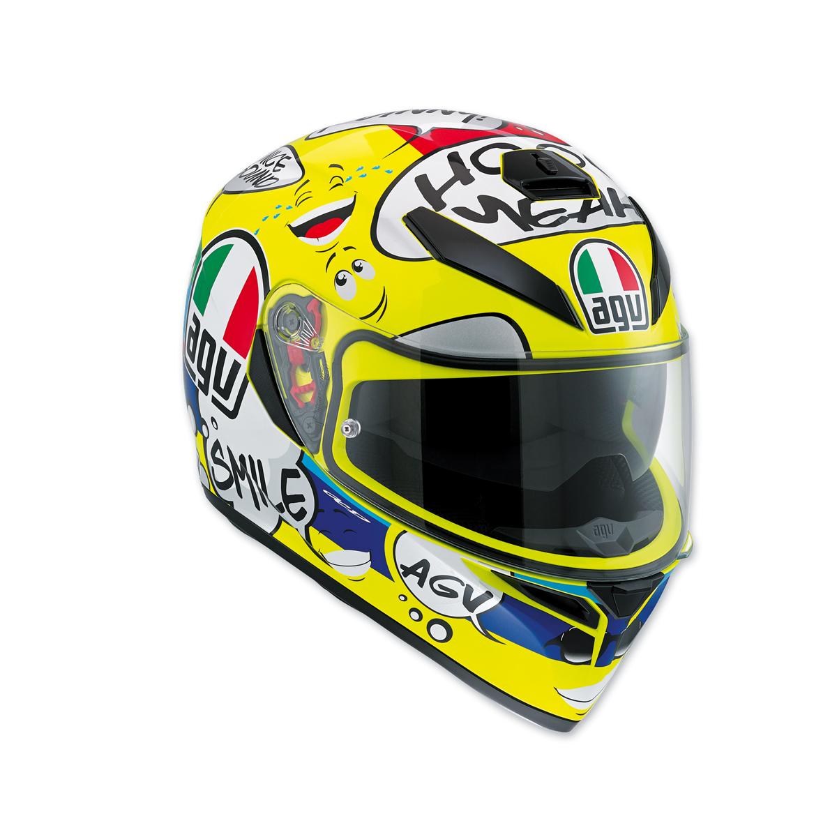 AGV K-3 SV Groovy Full Face Helmet