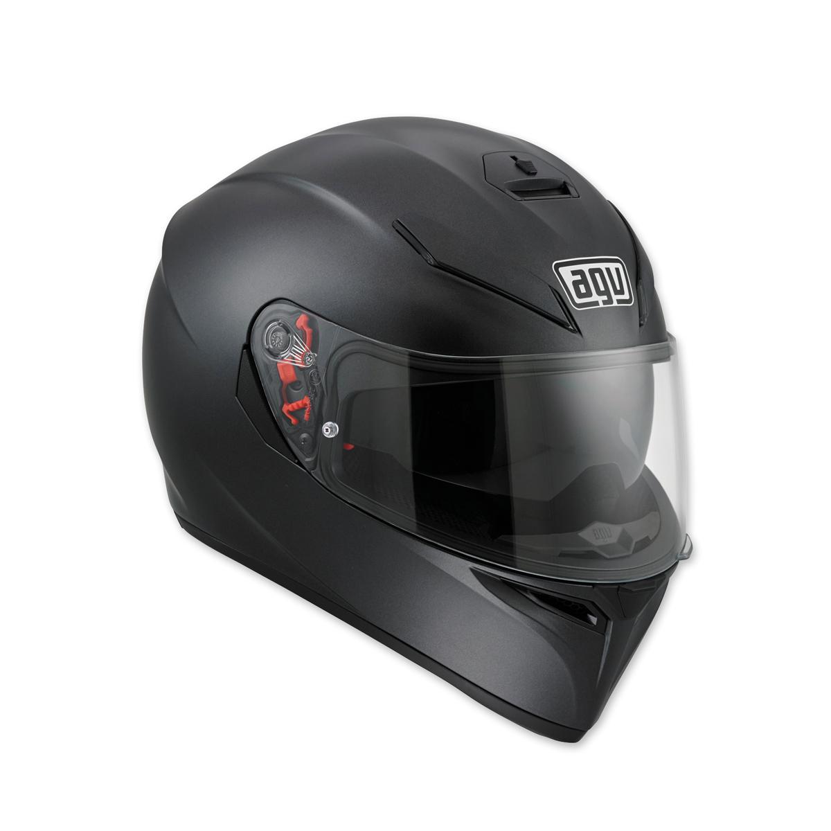 AGV K-3 SV Matte Black Full Face Helmet