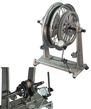 K&L Supply Co. Three-in-One Truing Stand
