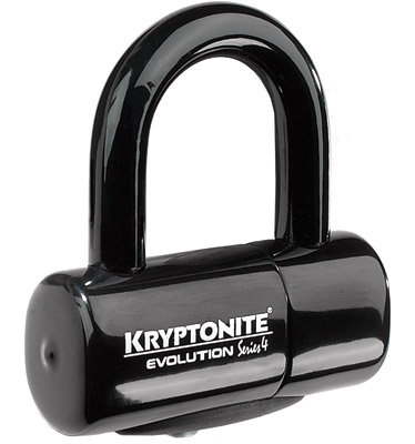Kryptonite EV Black Disc Lock
