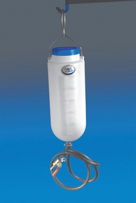 K&L Supply Auxiliary Gas Tank