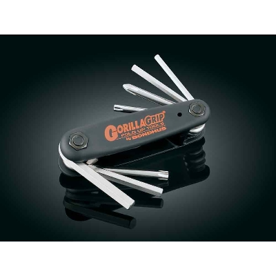 Bondhus GorillaGrip Hawg Buddy Fold-Up Tool