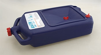 Oil Drain and Storage Tray