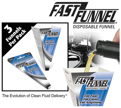Fast Funnel Disposable Funnels