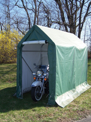 Rhino Shelter Cycle Shelter