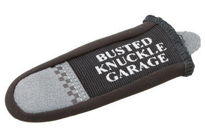 Busted Knuckle Finger Magnet