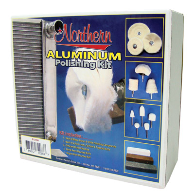 Northern Aluminum Polishing Kit