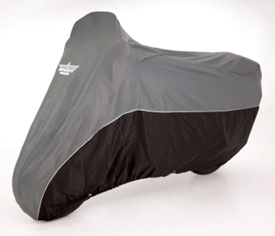 UltraGard X-Large Charcoal/Black Bike Cover