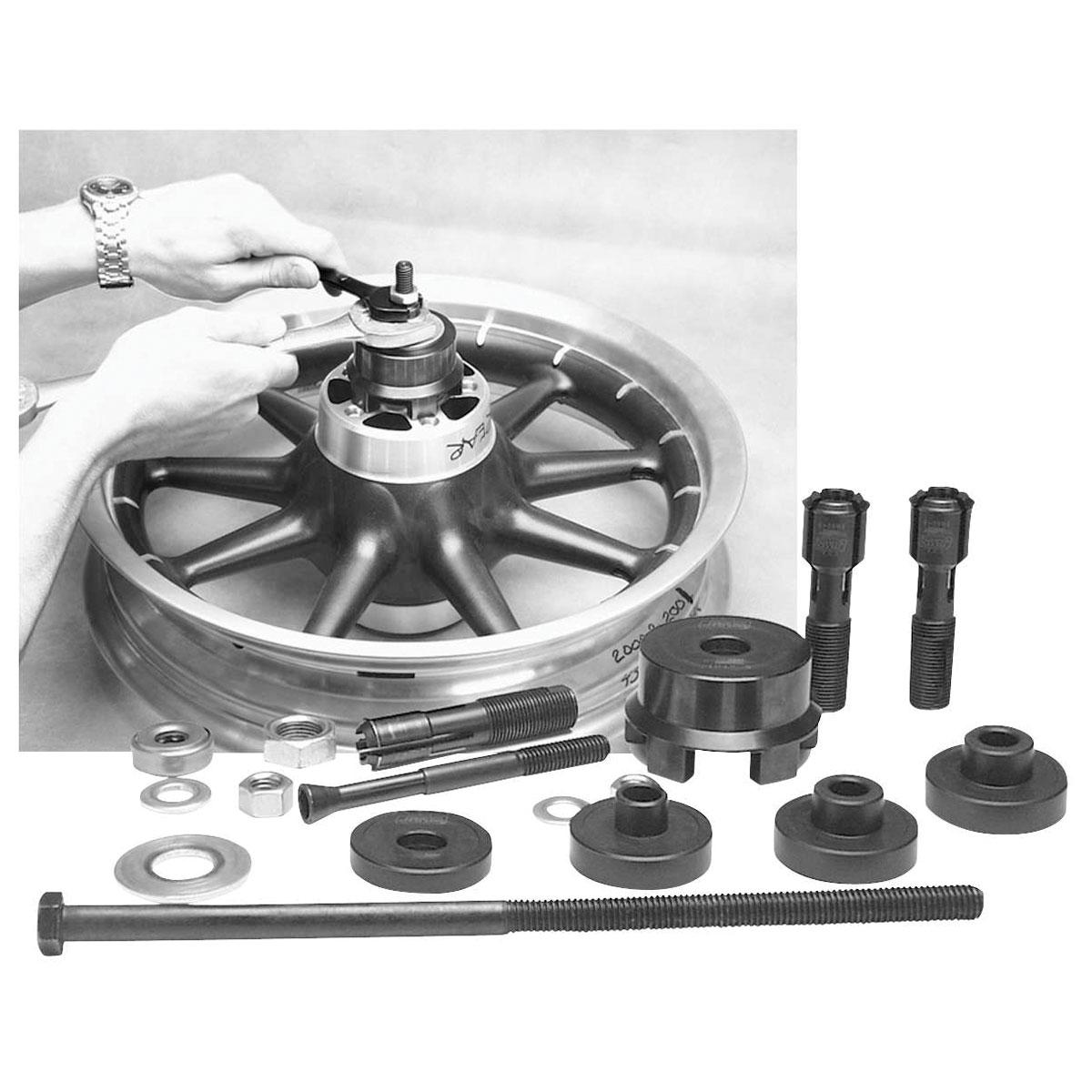 JIMS Wheel Bearing Remover and Installer Kit - 939
