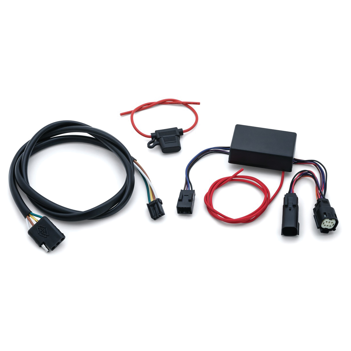 Kuryakyn 4 Wire Trailer Hitch Wiring Kit 912 124 Jp Cycles Harness