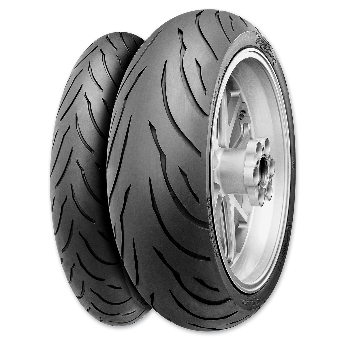 Continental Motion-Sport Touring 180/55ZR17 Rear Tire