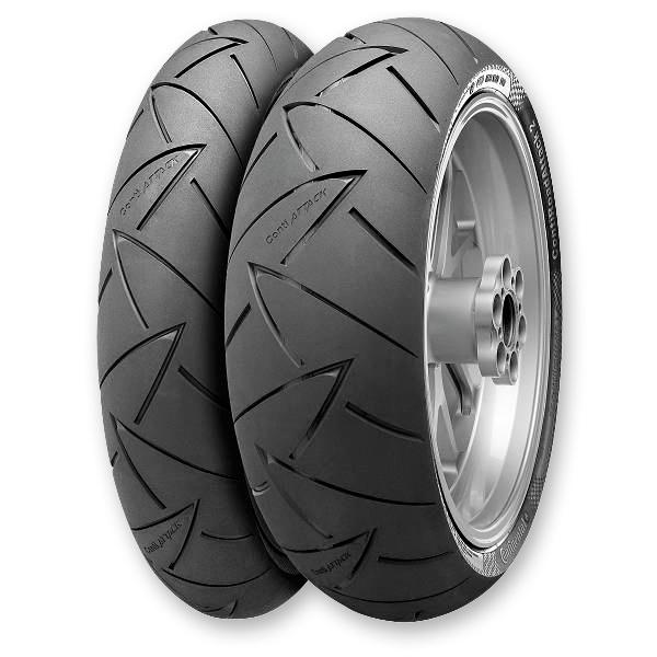 Continental Road Attack 2 150/70ZR17 Rear Tire