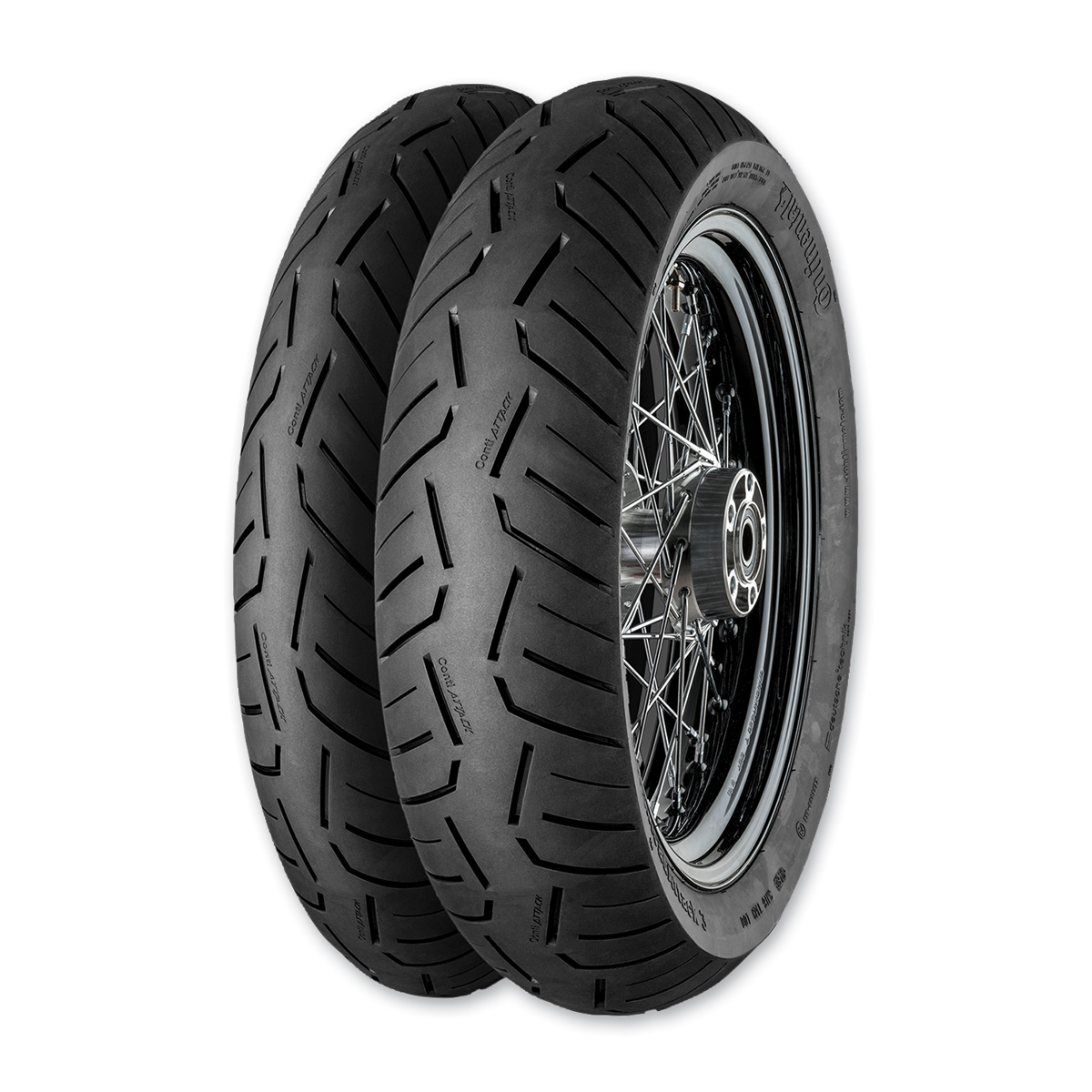 Continental Road Attack 3 110/70ZR17 Front Tire