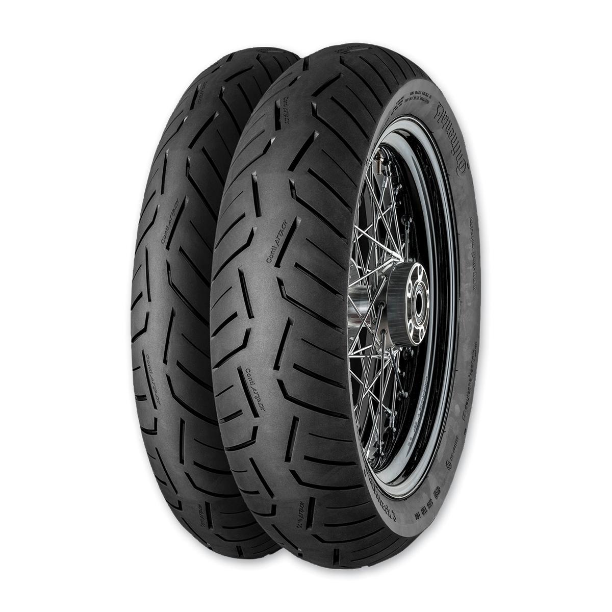 Continental Road Attack 3 150/70R17 Rear Tire