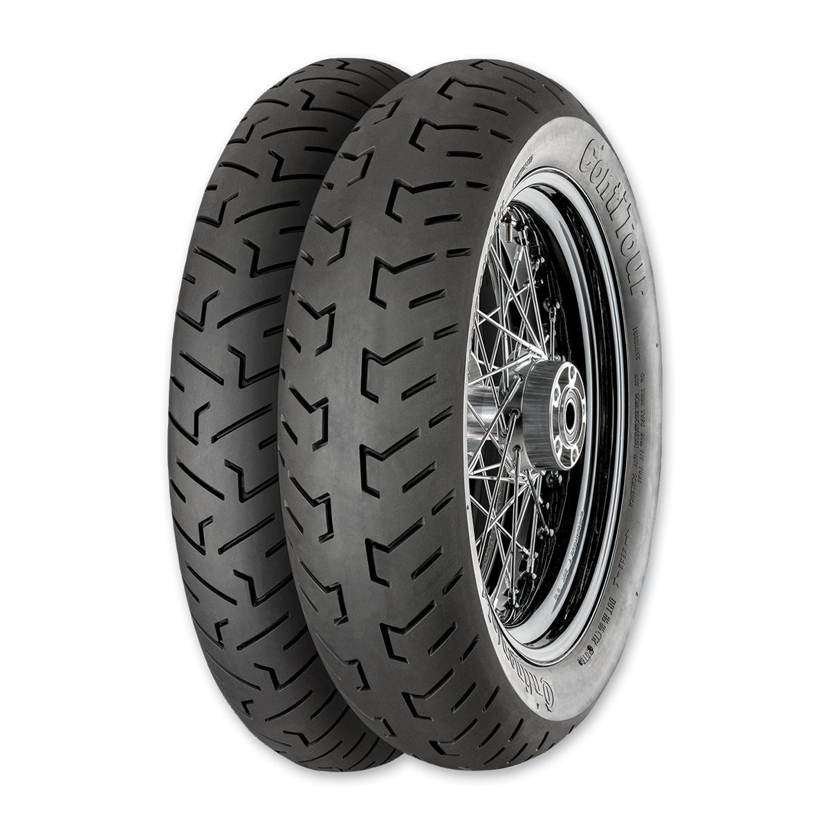Continental Tour 130/90-16 Rear Tire