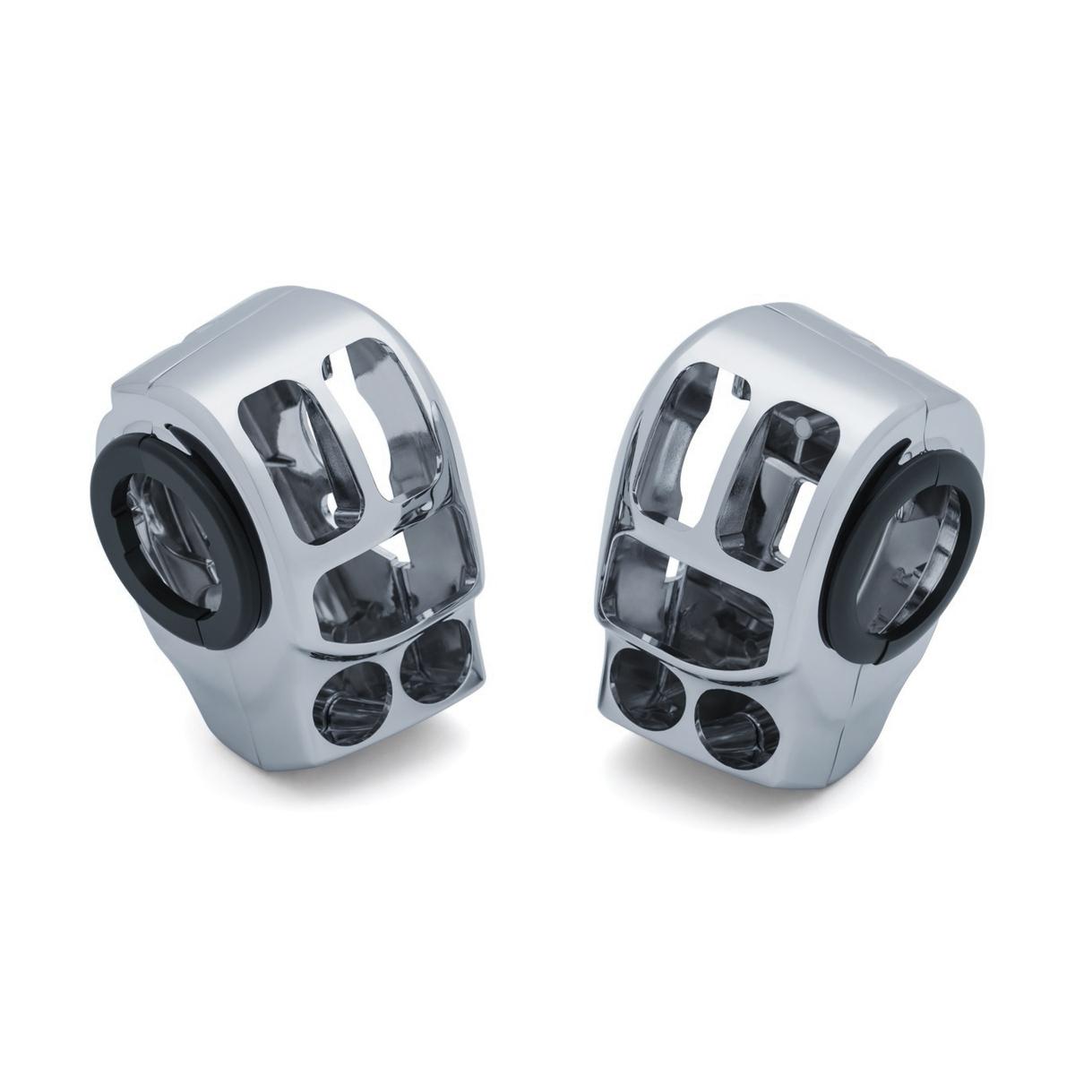 Handlebar Controls Jp Cycles Wire Harness For A 73 Ironhead Kuryakyn Chrome Switch Housings