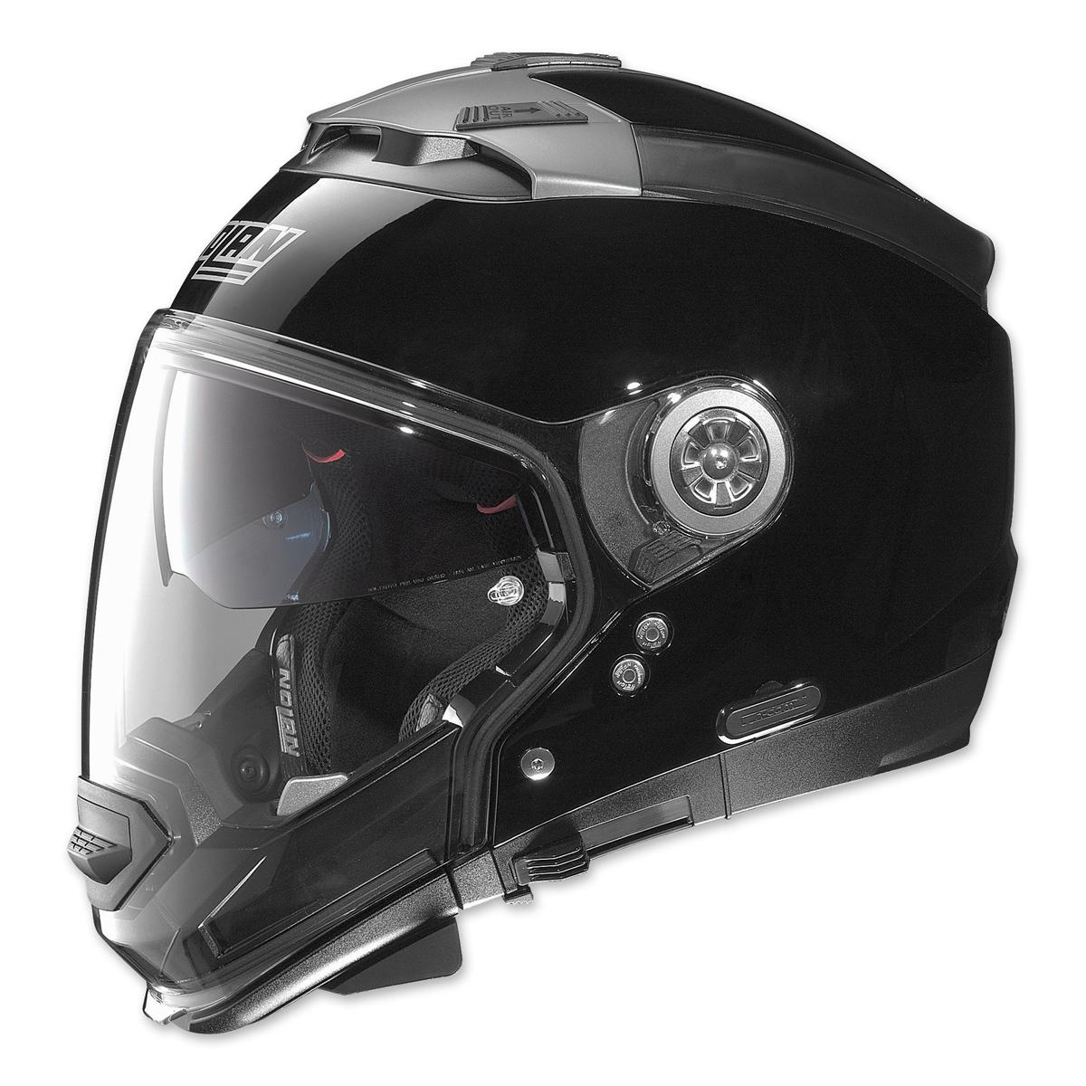 Nolan N44 EVO Gloss Black Modular Helmet