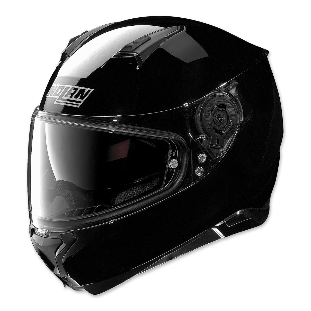 Nolan N87 Gloss Black Full Face Helmet