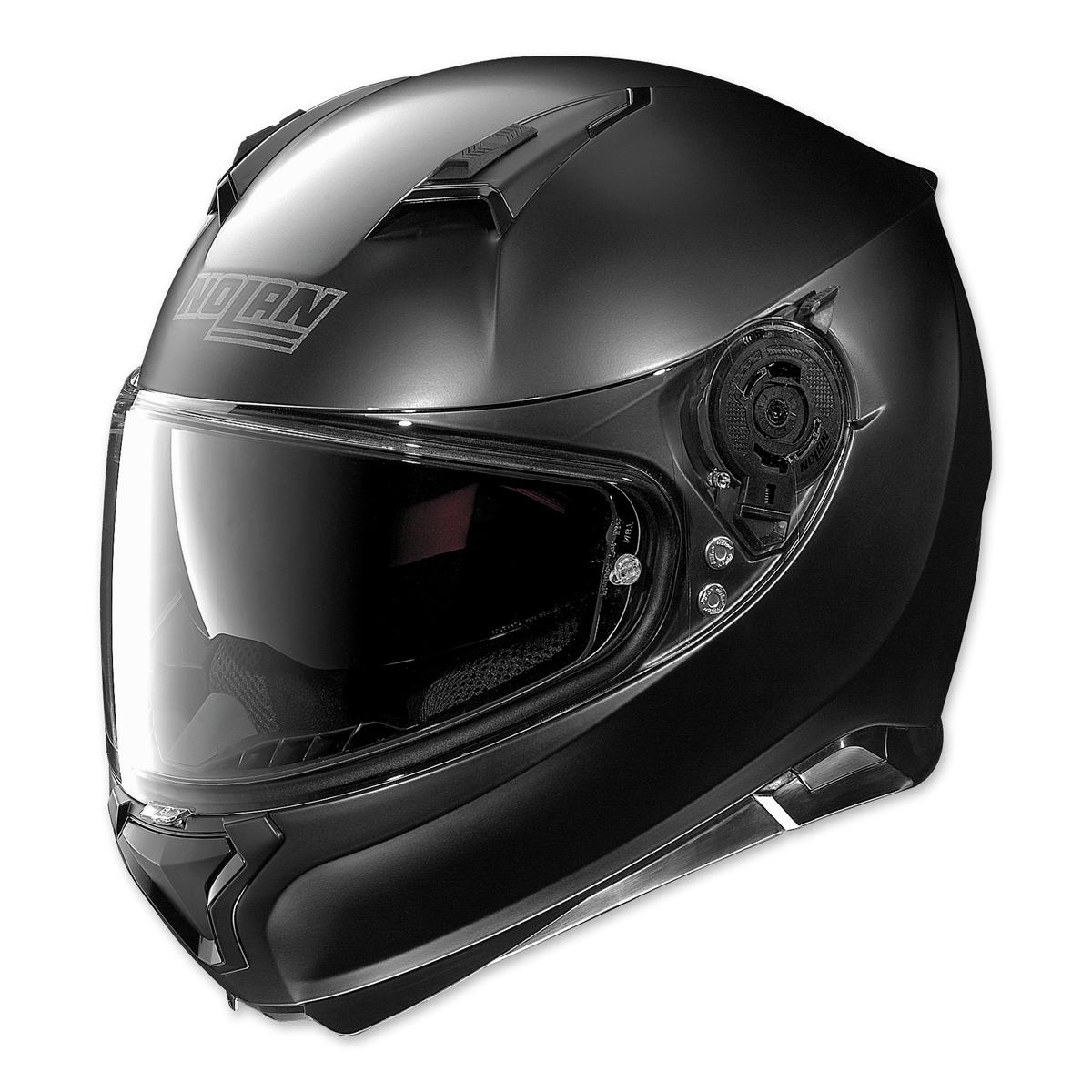 Nolan N87 Flat Black Full Face Helmet