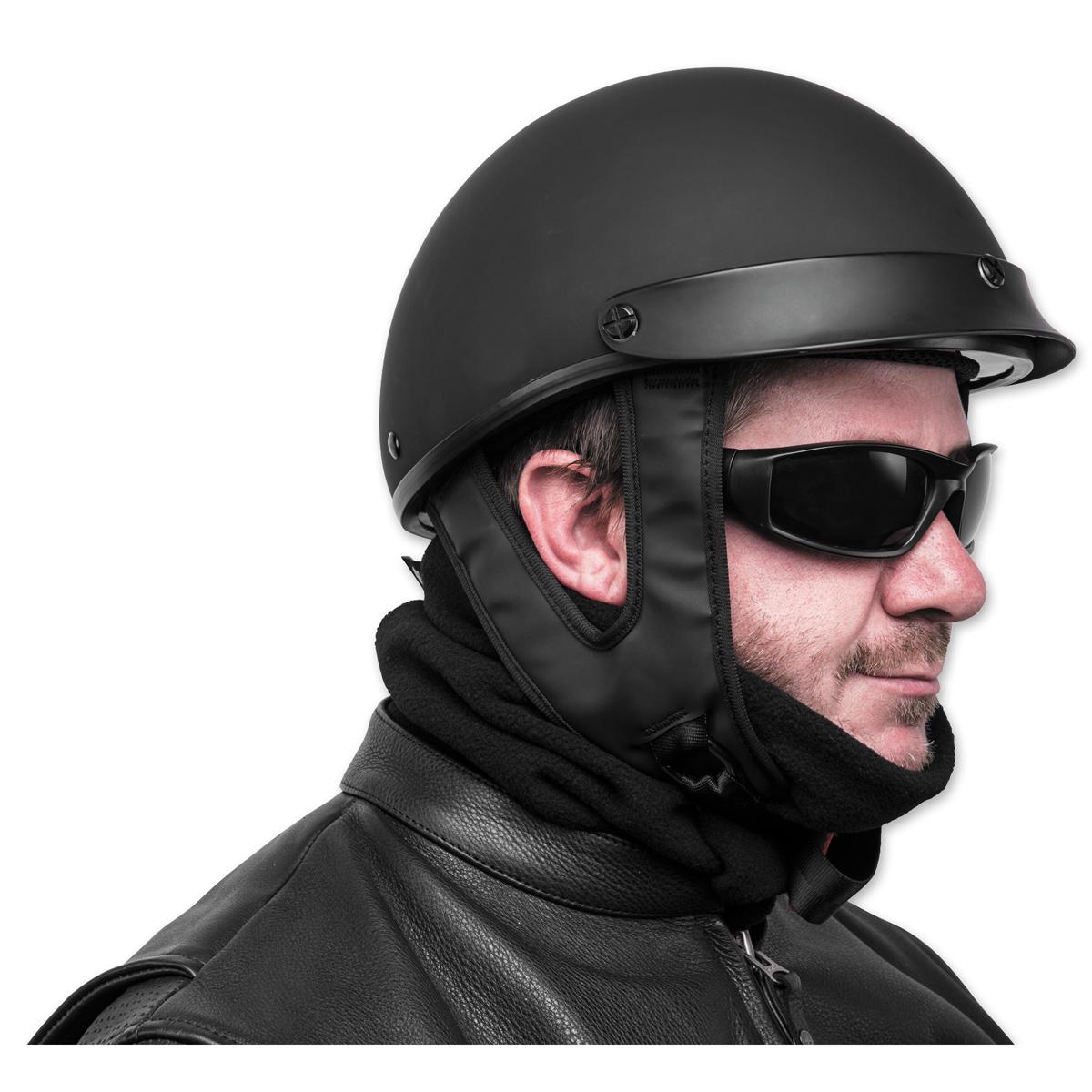 Black Brand Black Micro-Fleece Neck Warmer