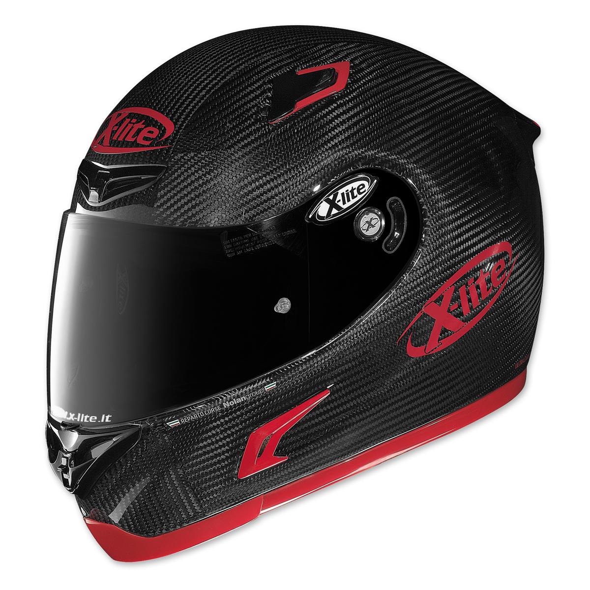 X-Lite X-802RR Ultra Puro Carbon Red Full Face Helmet