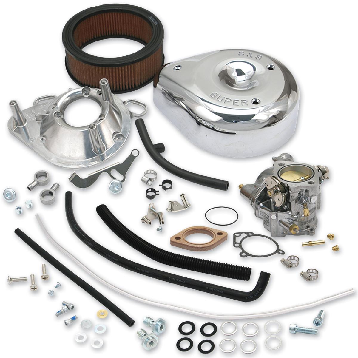 S&S Cycle Super E Partial Carburetor Kit